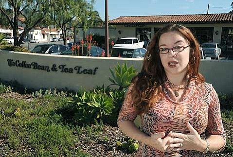 Stephanie Ingoldsby says that she, along with two other supervisors, were unfairly fired in December from Coffee Bean & Tea Leaf's De La Vina Street store.