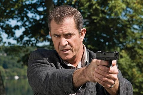 Mel Gibson is kick-ass cop/angry dad on a mission Thomas Craven in <em>The Edge of Darkness</em>.