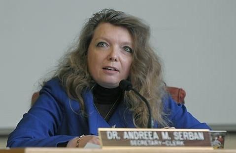 SBCC President Andreea Serban