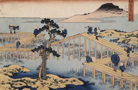Japanese Woodblock Prints At SBMA