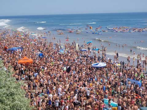 Floatopia Virginia Beach