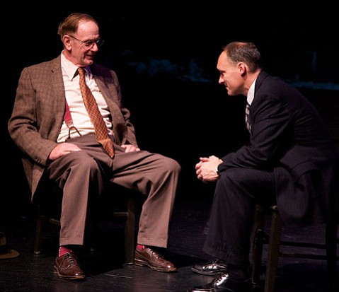 <em>Bill W. and Dr. Bob</em> at Center Stage Theater