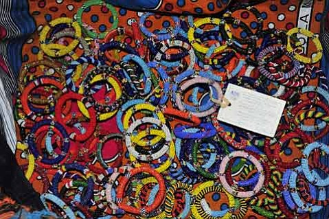 Santa Barbara Museum of Art will host an African artisans' faire.