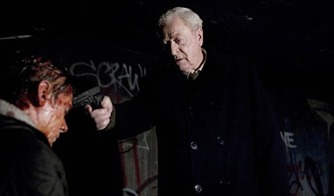 Michael Caine channels his steely-eyed inner-Bronson in <em>Harry Brown</em>, a British ode to the tough guy genre.