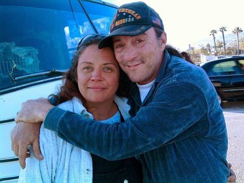 Heather and Marcus Leggo