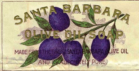 The South Coast olive industry produced a number of products including oil, soap, and candy.
