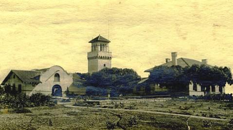 The Child Estate eventually became the Santa Barbara Zoo.