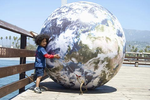 Honor all things aquatic this weekend at the Ty Warner Sea Center's World Oceans Day Festival.