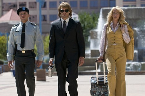 Ryan Phillipe, Will Forte, and Kristin Wiig star in <em>MacGruber</em>.