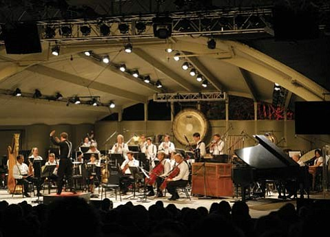Conductor Brad Lubman and the Ensemble Modern at the 64th Ojai Music Festival, June 11 8pm concert.