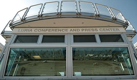 La Playa Stadium's  Luria Conference and Press Center