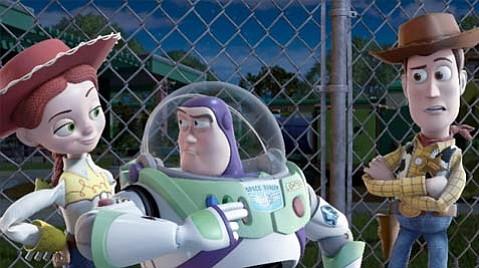 Tim Allen, Tom Hanks and Joan Cusack return for the third <em>Toy Story</em> installment.