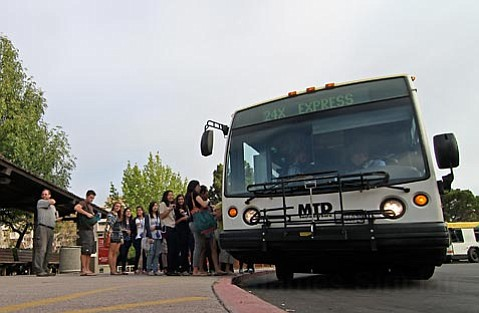 <strong>MORE STUDENTS, MORE WORRIES:</strong>  As UCSB plans for an increase of 5,000 students over the next 20 years, officials from neighboring jurisdictions — including MTD, which runs the buses to and from campus — are trying to make sure that there is proper planning for housing, water, transportation, and more. They've been happy with the cooperation, but some believe the July 13 date for review by the UC Regents is rushing it.