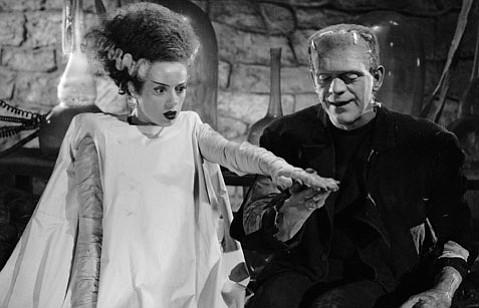 <em>The Bride of Frankenstein</em>