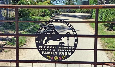 Happy Acres Family Farm in Templeton.