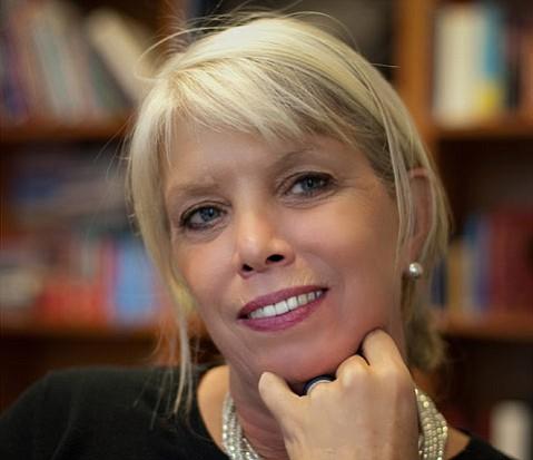 UCSB Professor Inga Dóra Björnsdóttir, author of <em>Ólöf the Eskimo Lady: A Biography of an Icelandic Dwarf in America</em>.