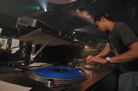 Wildcat DJ Gavin Roy