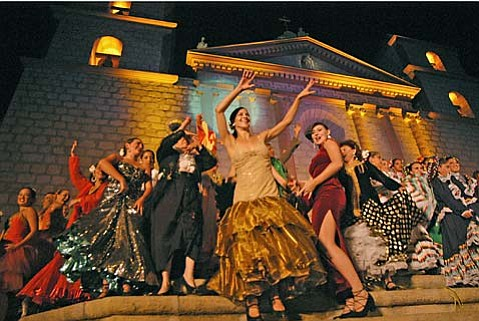 Fiesta kicks off this week in Santa Barbara at Wednesday's <em>La Fiesta Pequeña</em> opening celebration.