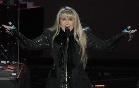 Stevie Nicks at the Santa Barbara Bowl