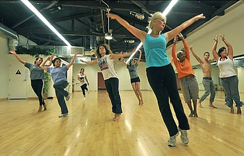 Janet Reineck's World Dance Workout