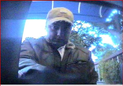 Attached is the suspect photo, taken by a surveillance camera.  Anyone with suspect information is urged to contact Detective John Ingram, 805-897-2331, or they can call anonymously at 805-897-2386.