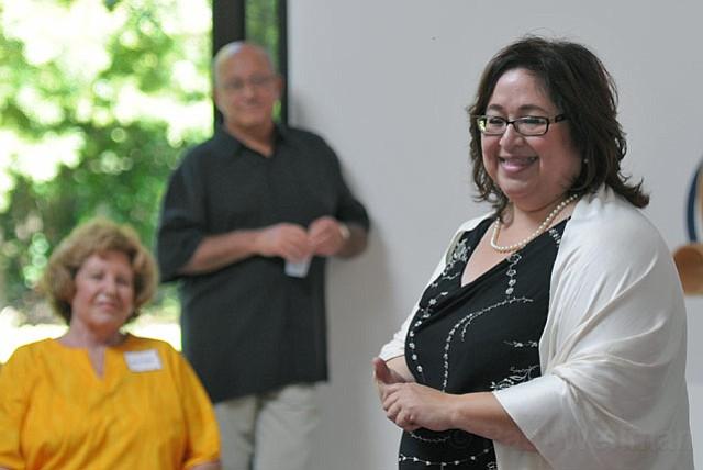 Hilda Zacarias fundraiser