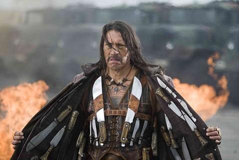 Danny Trejo stars in <em>Machete</em>.