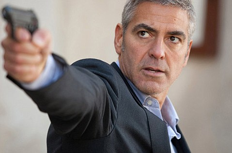 George Clooney stars in <em>The American</em>.