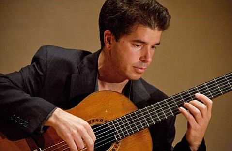 Celino Romero will perform as part of <em>A Musical Offering</em> at UCSB's Lotte Lehmann Concert Hall at 7:30 p.m. on Thursday, October 14.