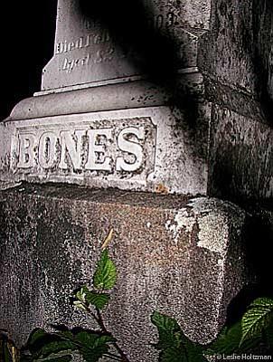 Bones Tombstone