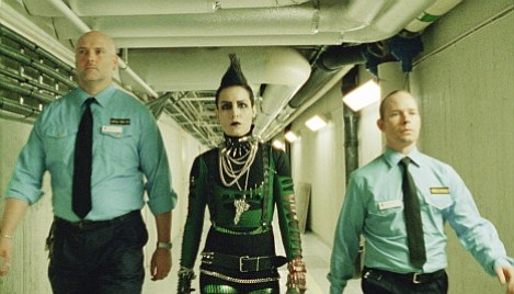 Noomi Rapace stars as Lisbeth Salander in <em>The Girl Who Kicked the Hornet's Nest</em>.