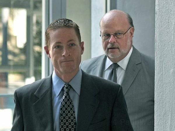 Anthony Davis and Robert Sanger