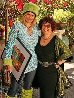 Kerrie Kilpatrick-Weinberg & Caron Miller