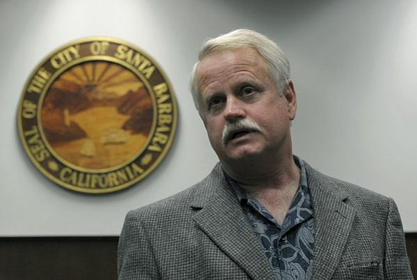 Randy Rowse appointed to the Santa Barbara City Council. Dec. 14, 2010