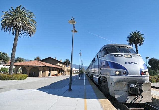 As of December 15, Amtrak passengers are allowed to take their unloaded, secured guns with them on train trips.