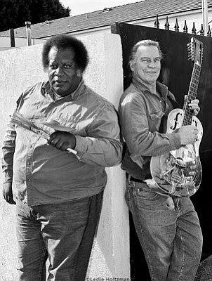 Stiff Pickle Orchestra (Rod Rolle & Tom Murray)