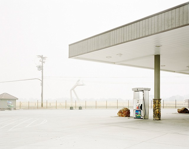 """Gas Station,"" by YoungSuk Suh"