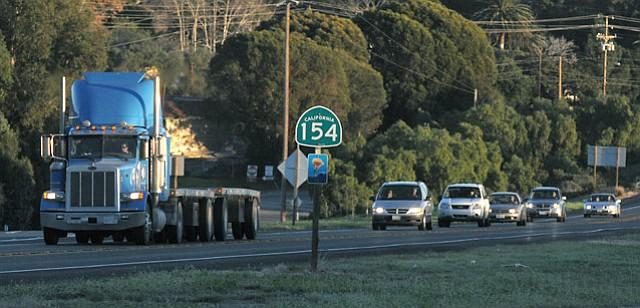 Highway 154