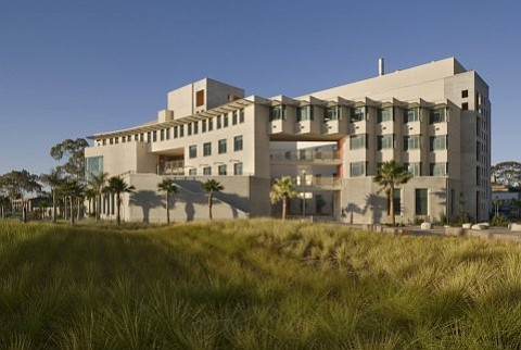 Marine Science Research Building
