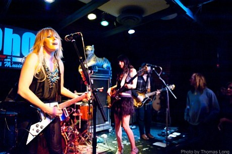 Grace Potter & the Nocturnals at SOhO.