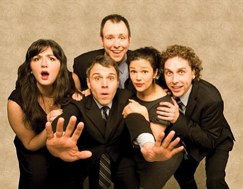 The Second City improv comedy group has been churning out hilarious folks since its inception in 1959.