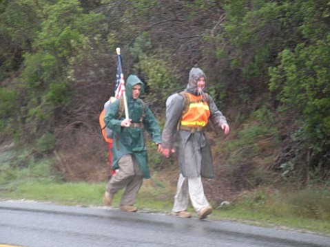 Spartan Hike