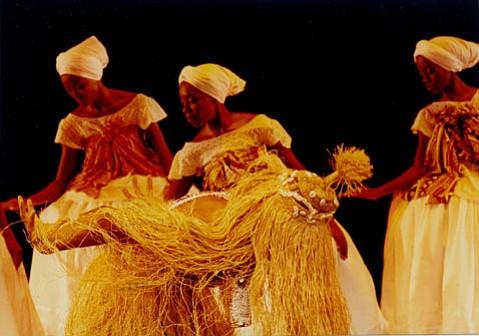 Balé Folclórico da Bahia brings the exuberance of traditional Brazilian dance and music to Campbell Hall.