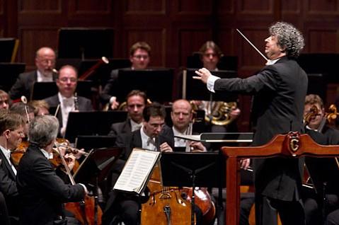 Vienna Philharmonic at the Granada Theatre