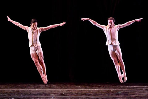 The Joffrey Ballet at the Granada Theatre