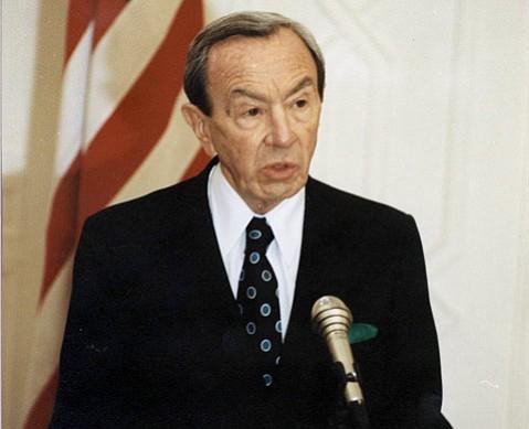 Warren M. Christopher: October 1925 – March 2011