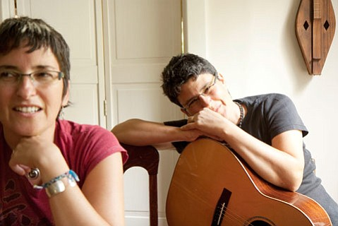 Washington, D.C.-based activist musicians emma's revolution