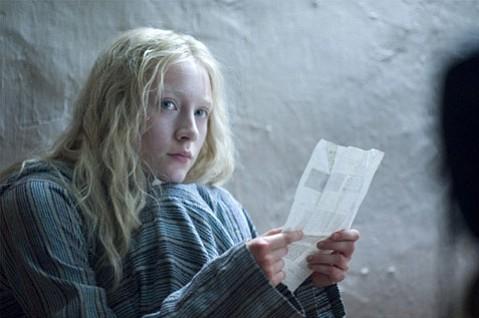 <strong>RUN, HANNA, RUN:</strong>  Saoirse Ronan plays a young assassin on the run in the high-energy and entertaining <em>Hanna</em>.