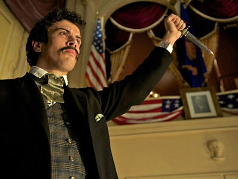 <strong>BREAK A LEG:</strong>  Toby Kebbell plays infamous actor-turned-assassin John Wilkes Booth in Robert Redford's historical drama <em>The Conspirator</em>.