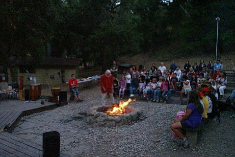 Cachuma Storytelling Festival comes to Los Padres National Forest.